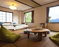Japanese-style room   Hana Floor