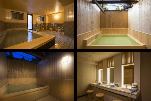 栂池初の貸切露天風呂がオープン!露天ジャグジー